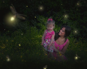 Firefly Overlays ~ Lightning Bug Overlays