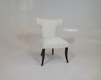 Mid Century Style Klismos  dining chair