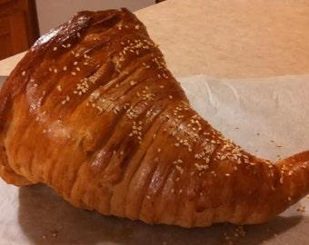 Bread Cornucopia Centerpiece