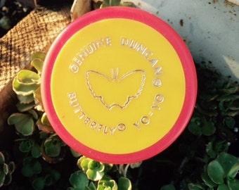 Sale! Genuine Duncan Butterfly Yo-Yo, Vintage, Toys, Memorabilia