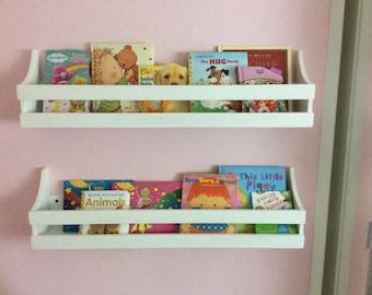 Set of 2 (2ft) bookshelves