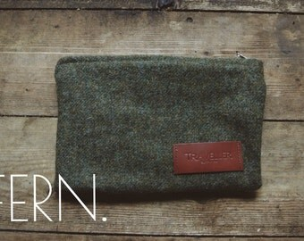 The Utility Pouch - FERN.
