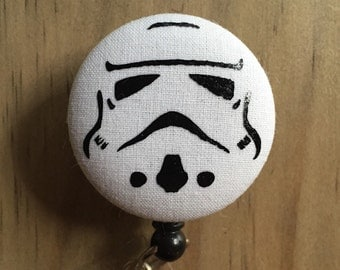 Stormtrooper - Star Wars - Badge Reel