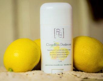 Citrus Bliss Deodorant