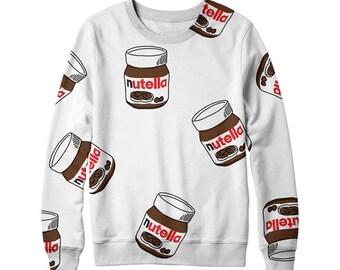 Nutellaprint Sweatshirt