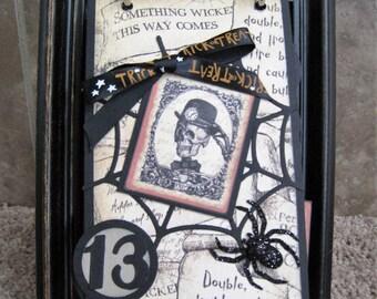 Halloween Countdown Calendar - Steampunk Spells - Graphic 45