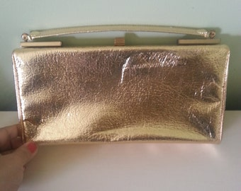 vintage handbag, vintage purse, vintage clutch,1950's handbag, 1950's purse, A4