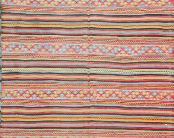 Vintage Anatolian Kilim 2.40m x 1.50m