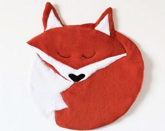 The rug Gaspard Fox