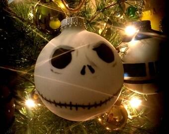 Jack the Pumpkin King Christmas Ball