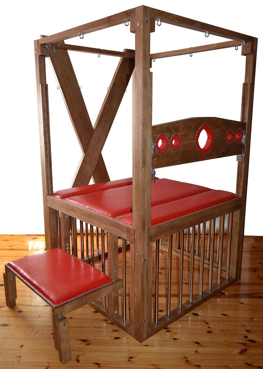 Bdsm Bed Frame