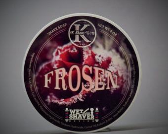 Frosen Shave Soap