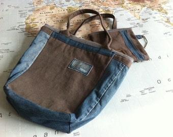 Bag of Jeans, Jeans Bag