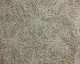 Gray Slinky Swirls, 100% Cotton