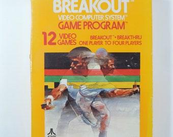 Breakout for Atari 2600