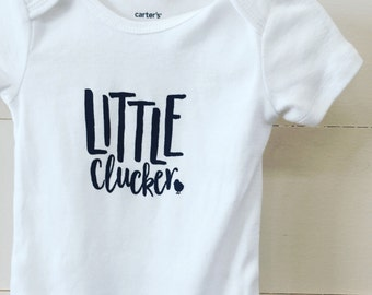 Little Clucker Onesie