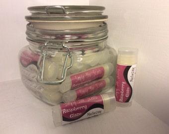Raspberry-Moisturizing Lip Balm