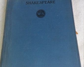 1909 The Comedy Of The Tempest by william shakespeare