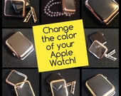 Original Apple Watch iWatch Case Cover Thin 38mm 42mm 38 42 Does not fit Series 2! MULTIPLE OPTIONS Gold Silver Rose Gold custom women band