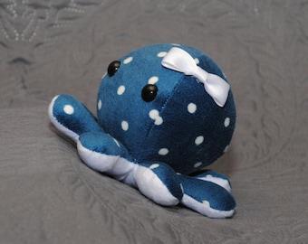 Little Blue Octoplushie