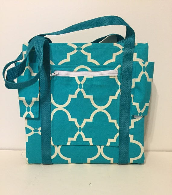 Tutorial for The Binder Bag for 3 Ring Binders