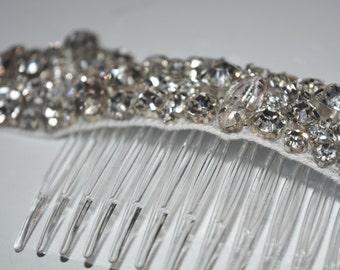 Bejewelled Comb