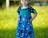 Bippity Boppity Ballgown PDF Pattern