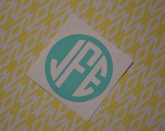 Inside-Out Monogram