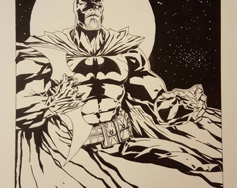 Batman prints
