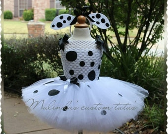 Cute Lil dalmation,  poka dot pup,  costume,  101 Dalmatians,  Disney costume