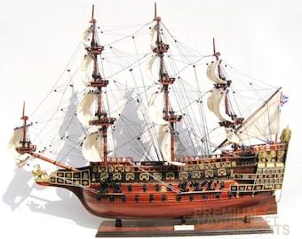 "Sovereign of the Seas Ship Model 38"""