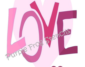 Love DIGITAL Art, Hearts