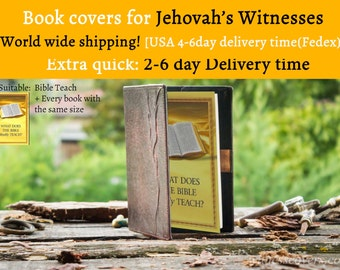 What DOES the BIBLE really teach? JW book Cover - Bible teach book