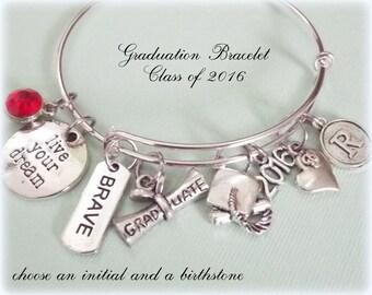 Graduation Gift, Gift for Graduate, Graduation Gift for Her, Student Gift, Gifts for Her, Graduation Jewelry, Personalized Graduation Gift