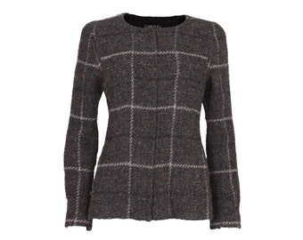 Authentic Vintage Chanel Tweed Jacket