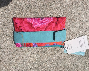 Della Wallet Clutch - Made-to-order