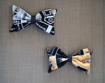 Hockey Hair Bows