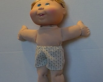 14 inch Cabbage Patch Kid Boxer Shorts
