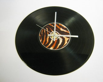"The Prodigy - ""Firestarter"" CD & Record Wall Clock"