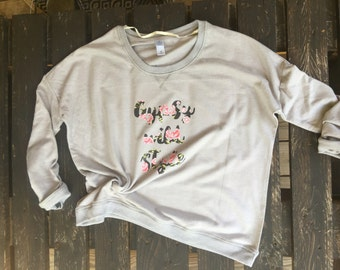 Gyspy wild side Sweatshirt