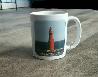 Mug: Algoma Lighthouse