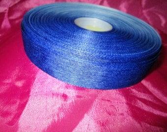 Cute 7/8 Grosgrain Denim Inspired Ribbon for Hair bow and More