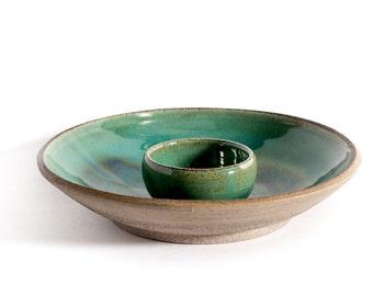 ceramic plate, unique plate, turqoiuse plate,gift