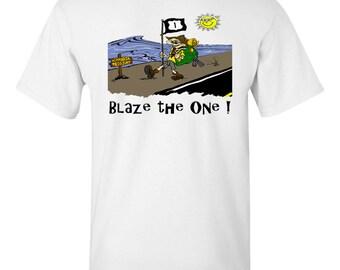 Blaze the One !