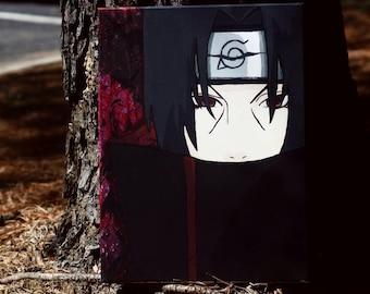 Itachi Uchiha Painting
