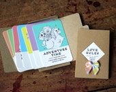 Love Rules: A flashcard collection - Love tokens to trade in