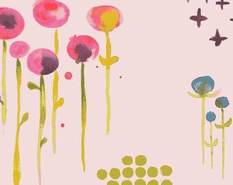 Haiku Lawn - Poem Organic Cotton