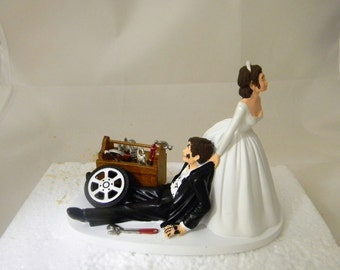 tow truck wedding cake topper truck wedding cake toppers etsy 21116