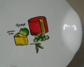 Rayware cheese plate