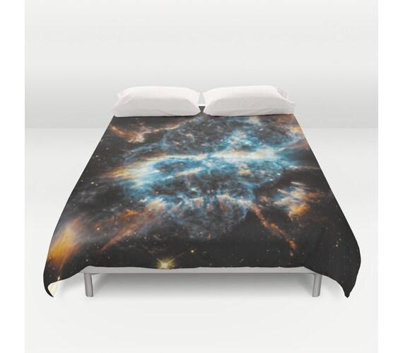 Bettbezug galaxy bettzeug cover weltraum von for Dekor weltraum
